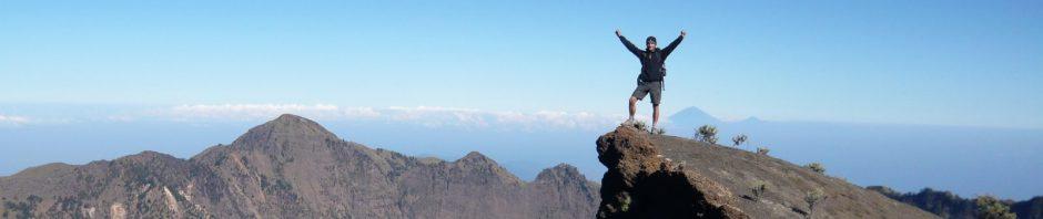Plawangan Sembalun Carter altitude 3000 meters mount Rinjani