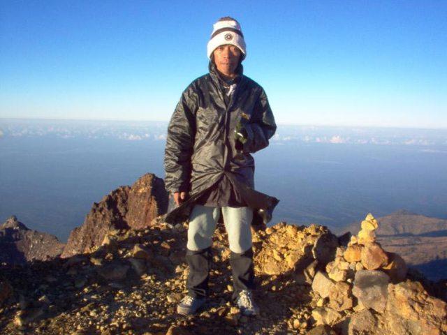 Bohari Adventures Trekker Mount Rinjani Volcano Lombok Island Indonesia