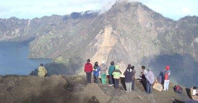 Plawangan Sembalun of Mount Rinjani