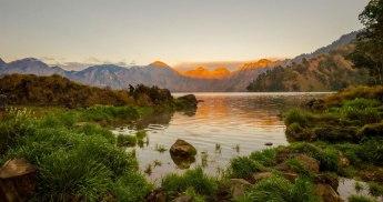 Lake Segara Anak of Mount Rinjani - Trekking Rinjani