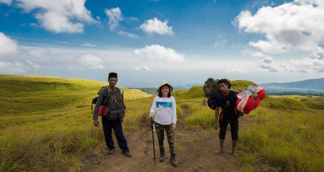 Savanna at Sembalun Lawang - Trekking Rinjani