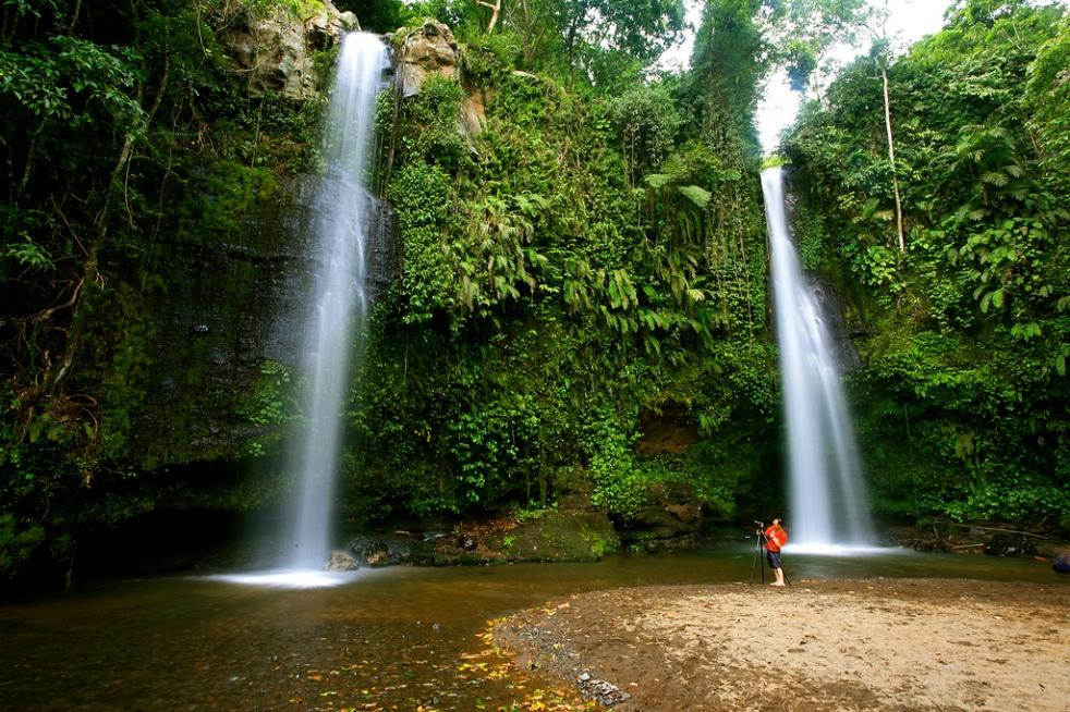 Benang Stokel waterfall