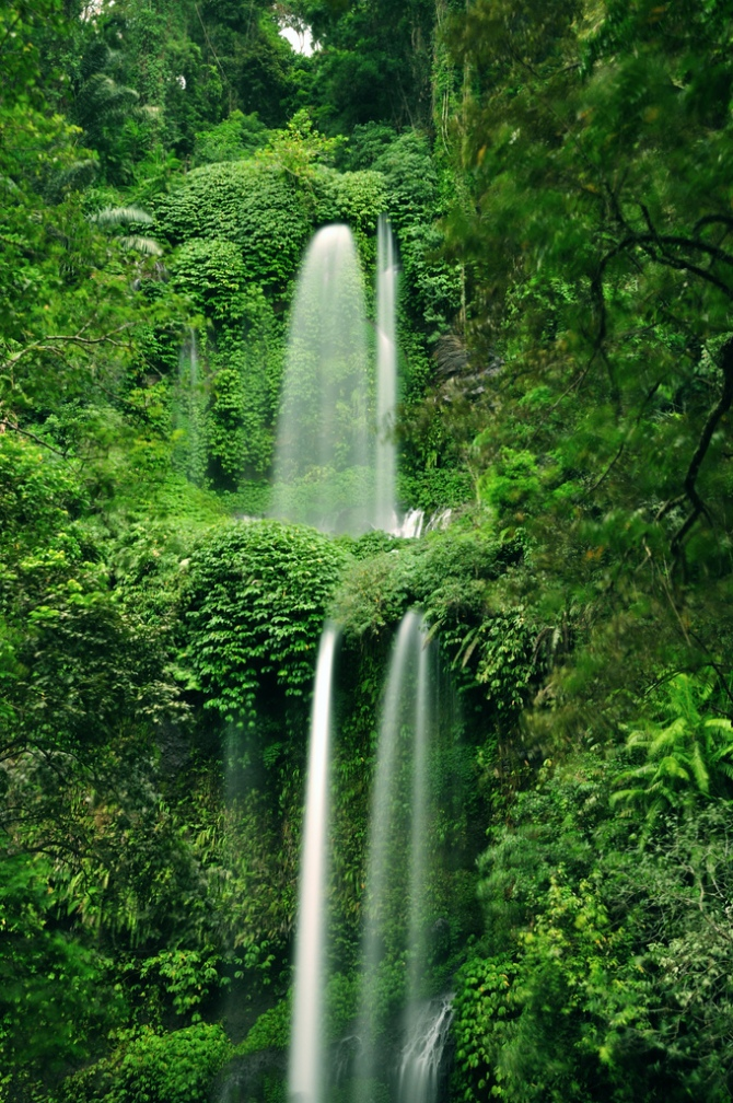Sindang Gila waterfall