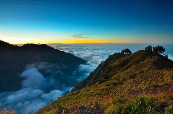 Plawangan Sembalun - Mount Rinjani