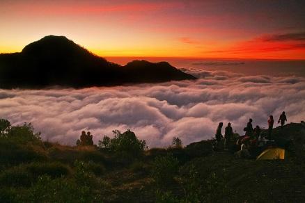 Palawangan Sembalun - Mount Rinjani