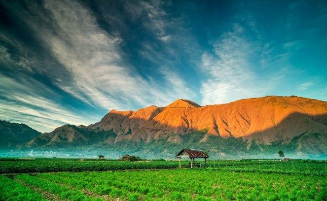 Sembalun Lawang Village altitude 1200m - Trekking Rinjani