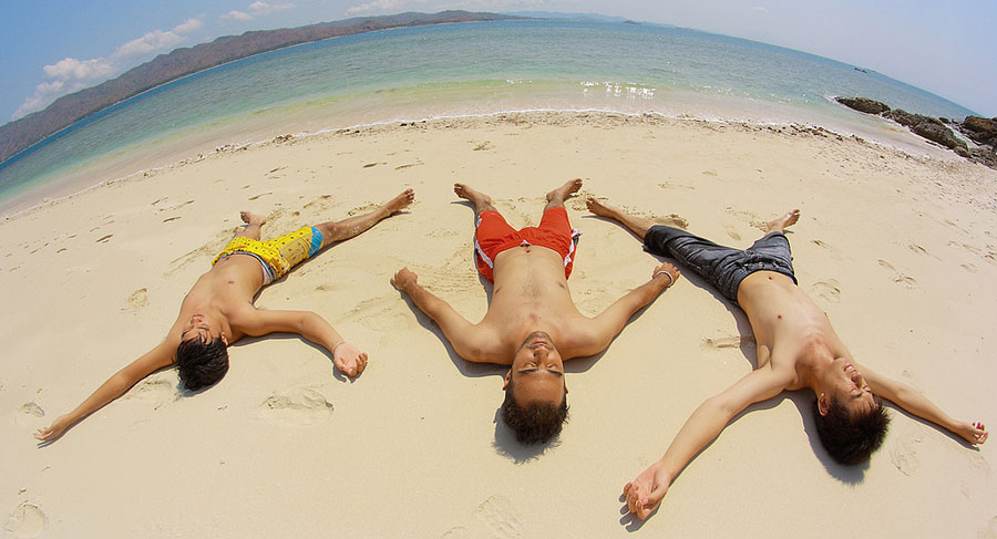 Tours snorkel Gili Nanggu