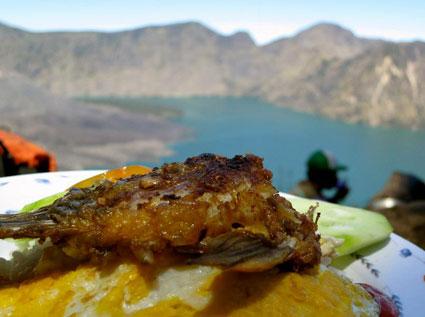 food-rinjani-trekking