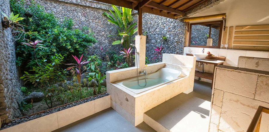 Hotels and restaurant accommodation in Senaru