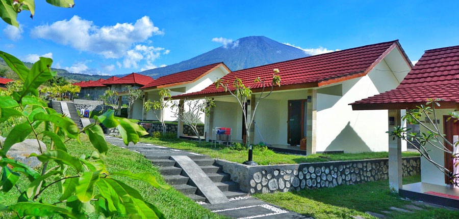 Hotel accommodation in Sembalun Lawang