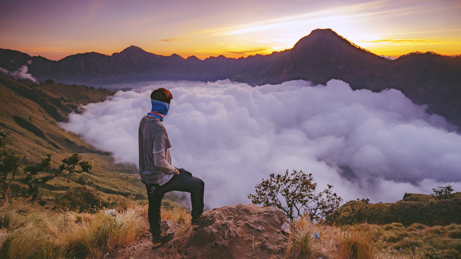 Latest news on Mount Rinjani 2021